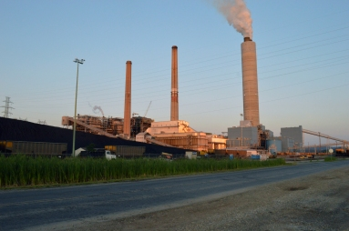 brunner-power-plant