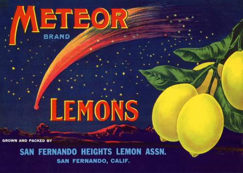 meteor_brand_lemons_crate_label-courtesy-oviatt-library-csun