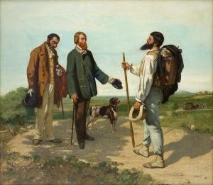 Gustave_Courbet_-_Bonjour_Monsieur_Courbet_-_Musée_Fabre