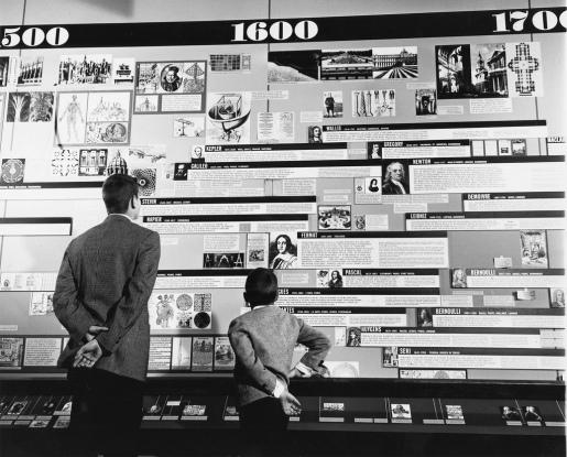Mathamatica NYC fair 1964-65